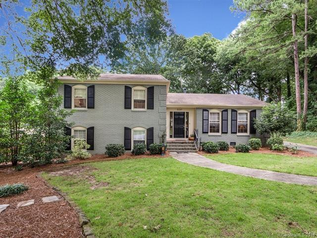 6247 Heritage Place, Charlotte, NC 28210 (#3414922) :: Odell Realty