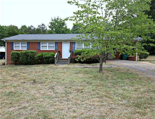 149 Boundary Road, Oakboro, NC 28129 (#3415025) :: MartinGroup Properties