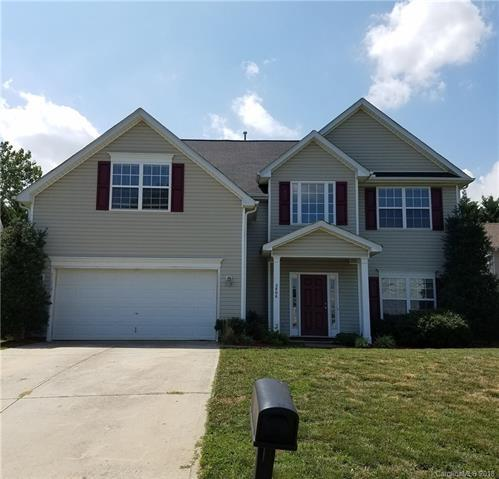 2808 Island Point Drive, Concord, NC 28027 (#3415054) :: Leigh Brown and Associates with RE/MAX Executive Realty