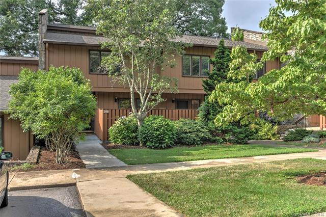 209 Crowfields Drive D 3, Asheville, NC 28803 (#3415070) :: RE/MAX Four Seasons Realty