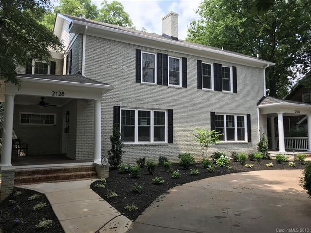 2124 Greenway Avenue, Charlotte, NC 28204 (#3415079) :: The Elite Group