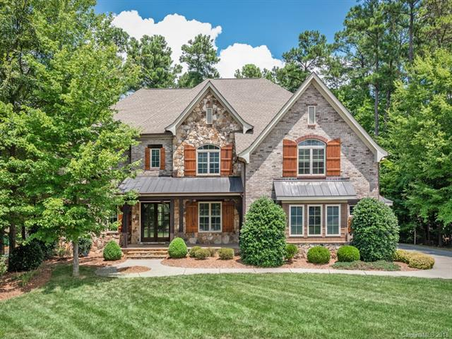 2009 Garden View Lane, Matthews, NC 28104 (#3415099) :: High Performance Real Estate Advisors