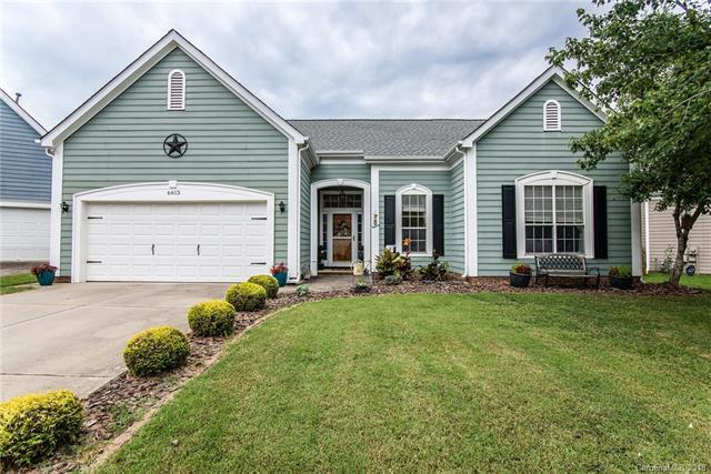 6613 Charter Hills Road, Charlotte, NC 28277 (#3415130) :: High Performance Real Estate Advisors