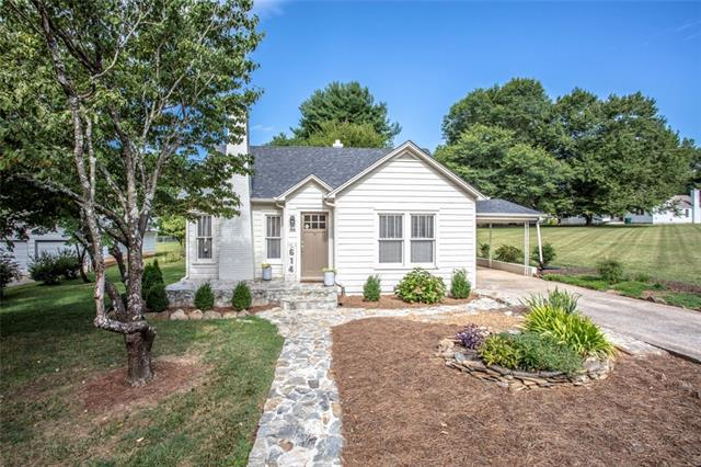 614 N Frye Avenue, Newton, NC 28658 (#3415146) :: The Premier Team at RE/MAX Executive Realty