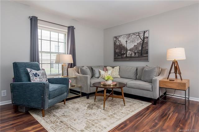 2606 Park Road C, Charlotte, NC 28209 (#3415159) :: High Performance Real Estate Advisors