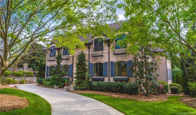 7003 Summerhill Ridge Drive, Charlotte, NC 28226 (#3415209) :: Charlotte's Finest Properties