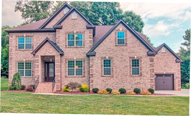 127 Lazenby Drive, Fort Mill, SC 29715 (#3415278) :: The Andy Bovender Team