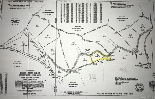 0 Crestline Drive Lot 3, Green Mountain, NC 28740 (#3415472) :: LePage Johnson Realty Group, LLC