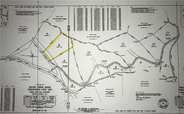 0 Crestline Drive Lot 8, Green Mountain, NC 28740 (#3415477) :: LePage Johnson Realty Group, LLC