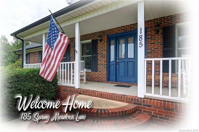 185 Spring Meadows Lane #50, Statesville, NC 28677 (#3415541) :: LePage Johnson Realty Group, LLC