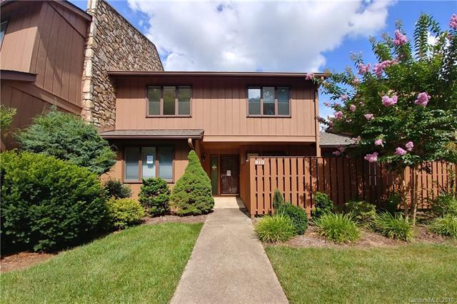 410 Crowfields Drive, Asheville, NC 28803 (#3415579) :: High Performance Real Estate Advisors