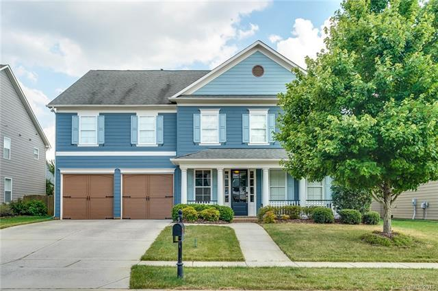1005 Minden Drive, Matthews, NC 28104 (#3415597) :: Odell Realty