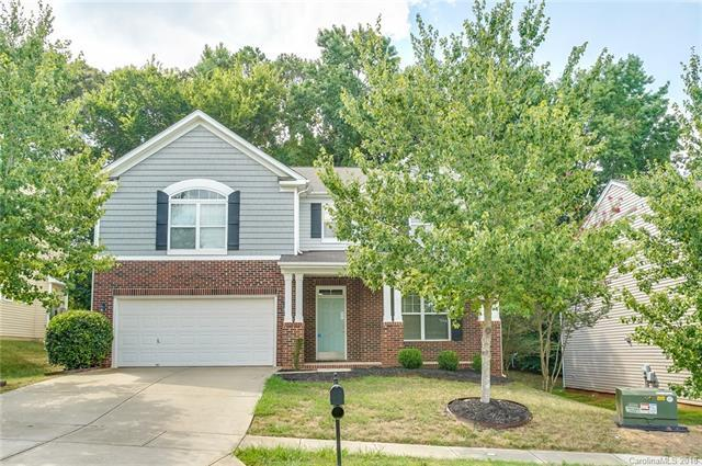 4511 Lawrence Daniel Drive, Matthews, NC 28104 (#3415600) :: Puma & Associates Realty Inc.