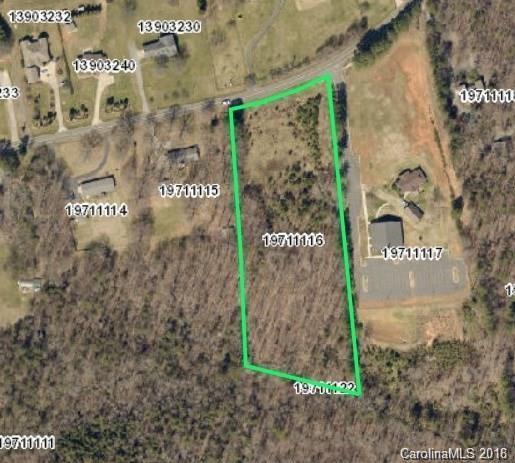 4.38 acres Brief Road, Mint Hill, NC 28227 (#3415634) :: Keller Williams South Park