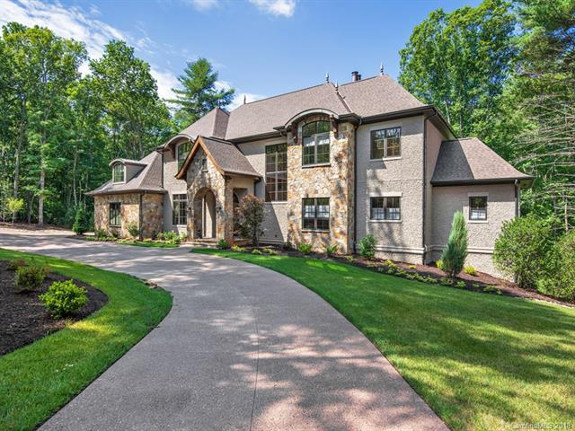 78 Mirehouse Run, Asheville, NC 28803 (#3415684) :: The Ann Rudd Group