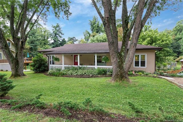 451 Kenilworth Road, Asheville, NC 28805 (#3415722) :: MartinGroup Properties