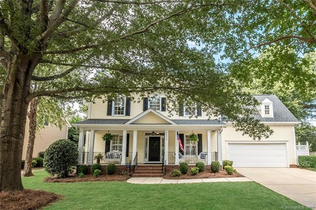 8448 Sandowne Lane, Huntersville, NC 28078 (#3415749) :: LePage Johnson Realty Group, LLC