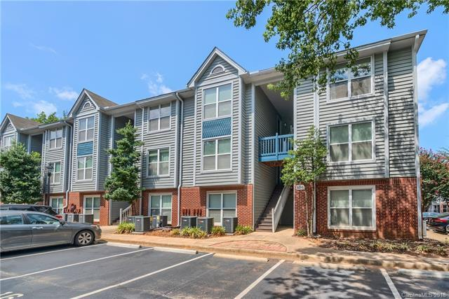 505 N Graham Street 3E, Charlotte, NC 28202 (#3415759) :: Scarlett Real Estate