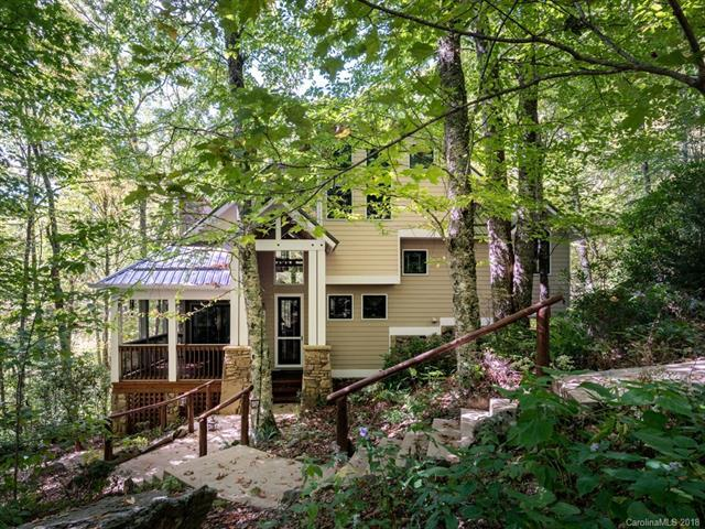 23 & 61 Dancing Bear Trail, Balsam, NC 28707 (#3415915) :: Team Southline
