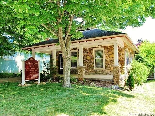 33 Pigeon Street, Waynesville, NC 28779 (#3415919) :: Miller Realty Group