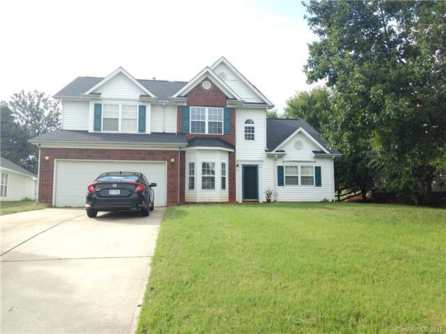 10029 Atkins Ridge Drive, Charlotte, NC 28213 (#3415955) :: The Ramsey Group