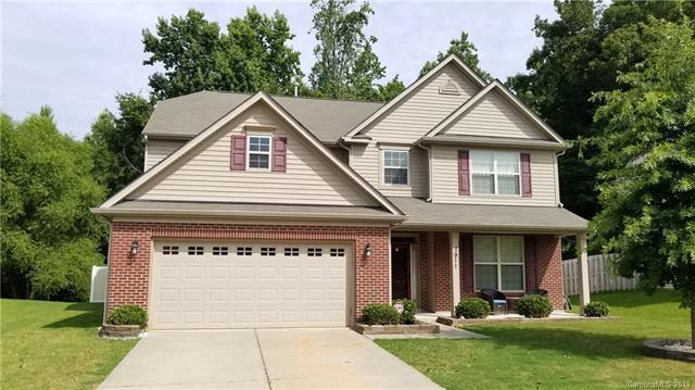 7911 Sweet Grove Court Lot 19, Charlotte, NC 28269 (#3415996) :: Rowena Patton's All-Star Powerhouse powered by eXp Realty LLC