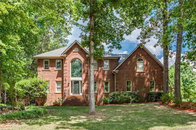 4727 Homestead Place, Matthews, NC 28104 (#3415997) :: High Performance Real Estate Advisors