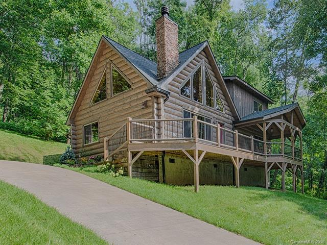150 Toi Trail, Maggie Valley, NC 28751 (#3416012) :: Stephen Cooley Real Estate Group