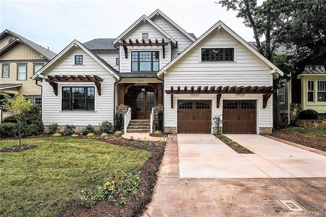 607 Dorothy Drive, Charlotte, NC 28203 (#3416064) :: Scarlett Real Estate
