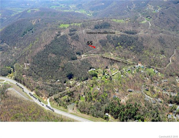 55 Chesten Mountain Drive, Asheville, NC 28803 (#3416074) :: Puffer Properties