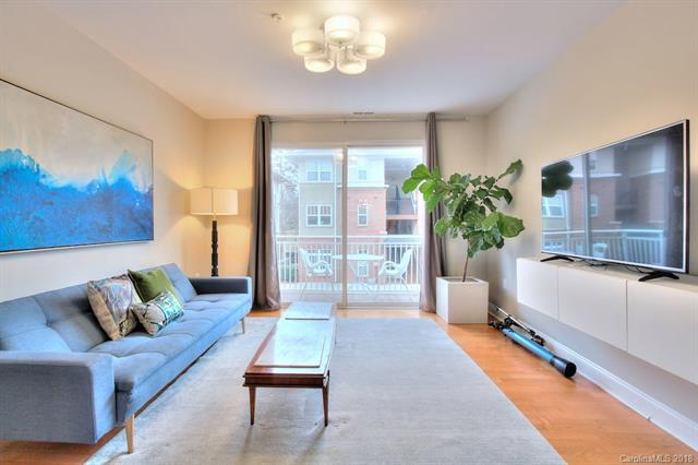 1302 Kenilworth Avenue #116, Charlotte, NC 28203 (#3416178) :: Charlotte's Finest Properties