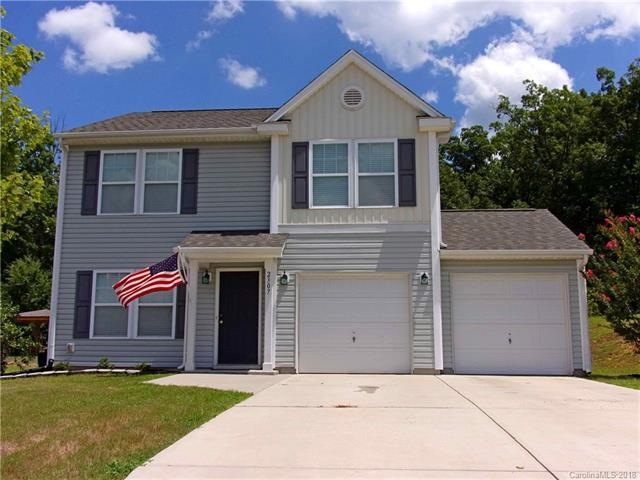 2307 Stonehaven Drive, Albemarle, NC 28001 (#3416220) :: Exit Mountain Realty