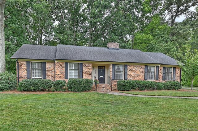 4650 Addison Drive, Charlotte, NC 28211 (#3416307) :: Zanthia Hastings Team