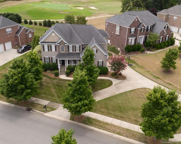 538 Fairwoods Drive, Huntersville, NC 28078 (#3416311) :: Puma & Associates Realty Inc.