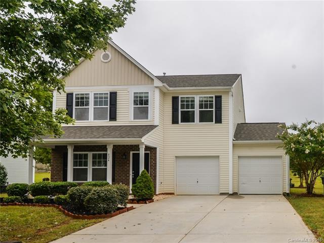 824 Shillington Lane, Statesville, NC 28625 (#3416349) :: LePage Johnson Realty Group, LLC