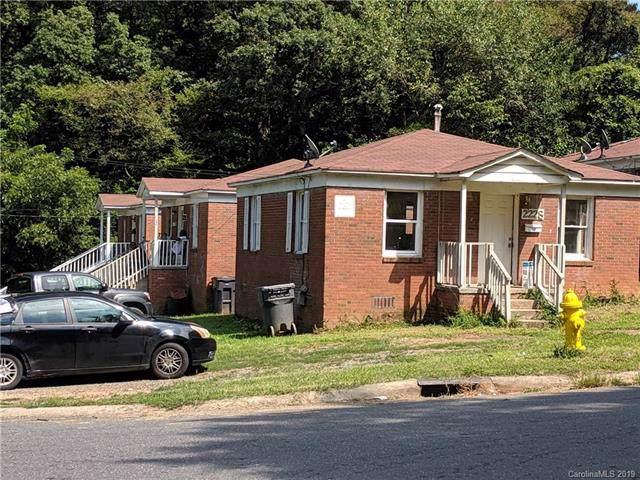 2228 Augusta Street, Charlotte, NC 28216 (#3416485) :: Cloninger Properties