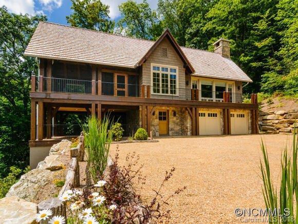 429 Panther Ridge Road Pr 13R, Lake Toxaway, NC 28747 (#3416502) :: MartinGroup Properties