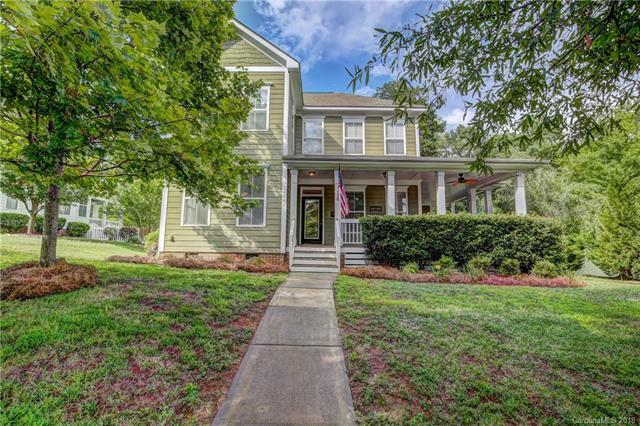 13953 Old Vermillion Drive #140, Huntersville, NC 28078 (#3416599) :: Exit Mountain Realty