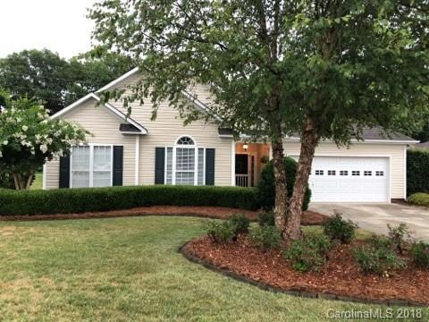 3130 Yates Mill Drive, Concord, NC 28027 (#3416720) :: Phoenix Realty of the Carolinas, LLC