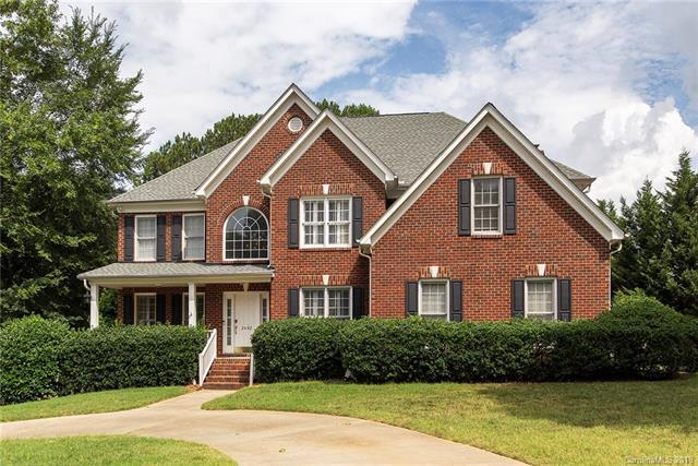 2402 Howerton Court, Charlotte, NC 28270 (#3416749) :: Odell Realty