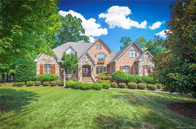 1409 Secretariat Lane, Waxhaw, NC 28173 (#3417046) :: Exit Mountain Realty