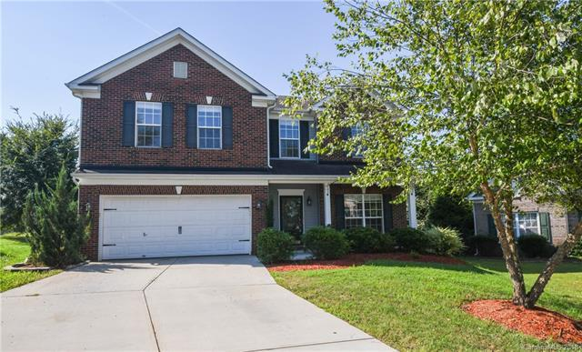 2007 Whippoorwill Lane, Indian Trail, NC 28079 (#3417161) :: Zanthia Hastings Team