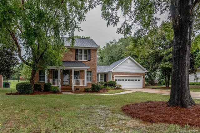 11814 Old Timber Road, Charlotte, NC 28269 (#3417238) :: Exit Mountain Realty