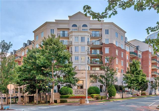 300 W 5th Street #627, Charlotte, NC 28202 (#3417255) :: The Ramsey Group