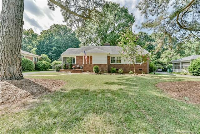 1326 Drexmore Avenue, Charlotte, NC 28209 (#3417470) :: The Sarver Group