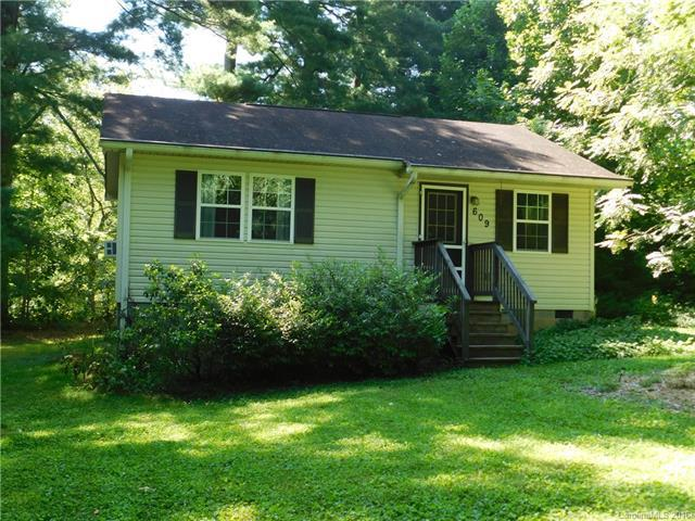 609 E Blue Ridge Road, East Flat Rock, NC 28726 (#3417490) :: RE/MAX Four Seasons Realty