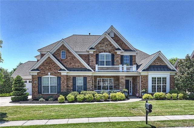 10002 Chimney Drive, Waxhaw, NC 28173 (#3417583) :: Stephen Cooley Real Estate Group