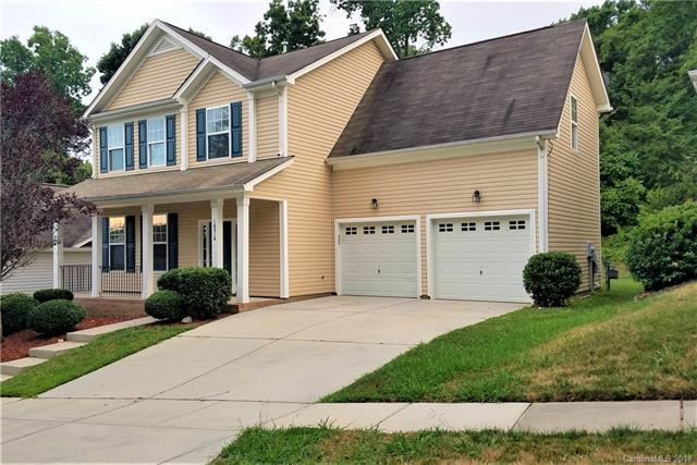10318 Carver Falls Road, Charlotte, NC 28214 (#3417598) :: Besecker Homes Team