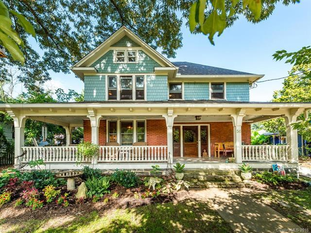 56 Pearson Drive, Asheville, NC 28801 (#3417627) :: Rowena Patton's All-Star Powerhouse