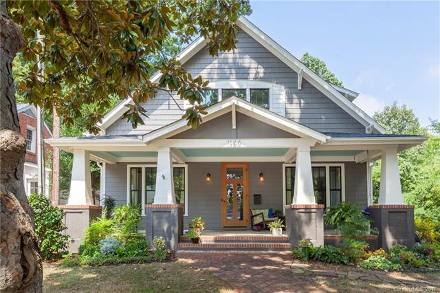 1900 Wood Dale Terrace, Charlotte, NC 28203 (#3417663) :: Exit Mountain Realty